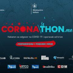 CORONATHON.me: YouLearn pobjednici prvog online hakatona u Crnoj Gori