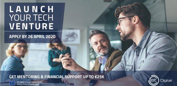 Prijavi se za venture program – do 25.000 eura za startapove u najranijim fazama