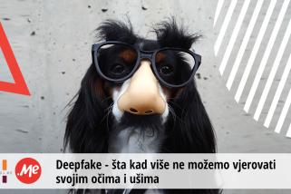 Deepfake – šta kad više ne možemo vjerovati svojim očima i ušima