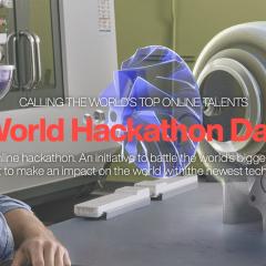 Prijavi se za World Hackathon Day!