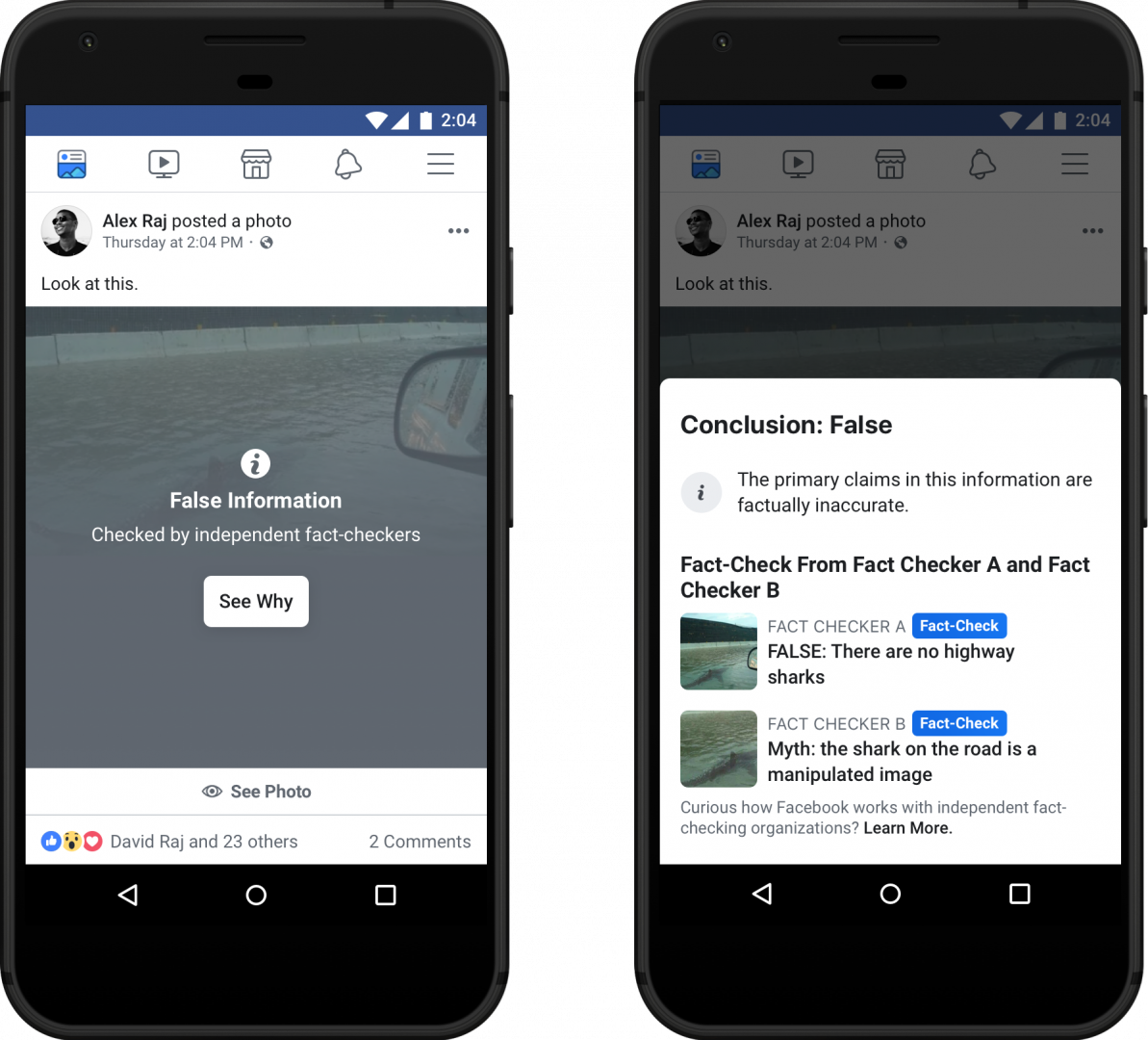 Facebook pokreće nezavisni program za provjeru informacija u Crnoj Gori