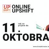 Kreiraj svijet po svojoj mjeri – prijavi se za online UpShift radionicu!