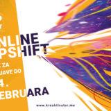 Otvorene prijave za drugu online UPSHIFT radionicu!