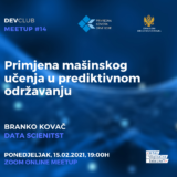 Prijavite se za besplatni DevClub Meetup #14