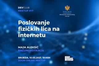 Prijavite se za besplatni DevClub Meetup #17