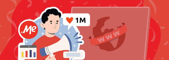 #doMEnPriča: Milion registrovanih domena – Kako je .ME postao jedan od najpoznatijih izvoznih proizvoda Crne Gore?