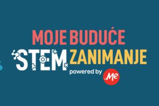 """Besplatna prilika za sve osnovce i srednjoškolce – otvorene prijave za projekat """"Moje buduće STEM zanimanje"""""""