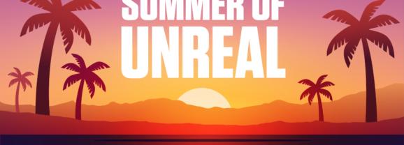 Modelujte svoje ljeto na besplatnom Unreal Engine kursu za profesionalce