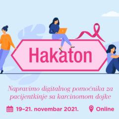 Farmaceutska kompanija Roche organizuje hakaton za razvoj digitalne podrške pacijentkinjama sa karcinomom dojke